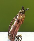 Copper Golf Bag