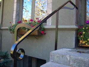 Ralph Altieri handrail