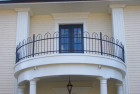 Spired Balcony Railing