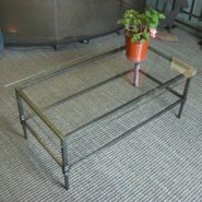 Simply Elegant Coffee Table Base